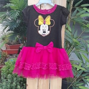 NWOT Disney Store Minnie dress